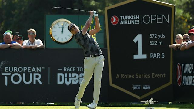 On a day when several of his rivals went backwards, Matthias Schwab pulled further clear in Turkey in pursuit of a maiden European Tour win.