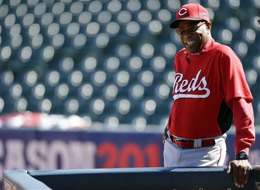 Reds-Giants Preview