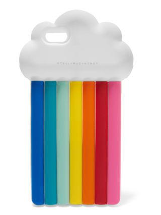 "<p>Stella McCartney Rainbow Silicone iPhone 6 Case, $85, <a rel=""nofollow"" href=""https://www.net-a-porter.com/us/en/product/802653/Stella_McCartney/rainbow-silicone-iphone-6-case""><u>net-a-porter.com</u></a>.<span></span></p>"