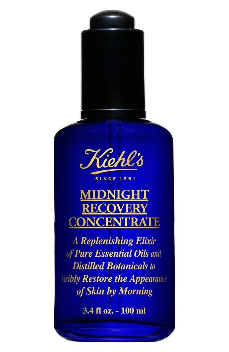 """<h2>Kiehl's Midnight Recovery Concentrate Face Oil 34% Off<br></h2><br>""""One of my all-time favorite Kiehl's products, the midnight recovery concentrate face oil, is amazing. It feels heavenly, not too greasy, and absorbs right away into the skin. The scent is also immediately relaxing, making it an integral part of my nighttime routine. Plus, when you wake up, your face is simply glowing. Highly recommend.""""<em> – Mercedes Viera, Associate Deals Writer</em><br><br><em>Shop <strong><a href=""""https://www.nordstrom.com/brands/kiehls-since-1851--394"""" rel=""""nofollow noopener"""" target=""""_blank"""" data-ylk=""""slk:Kiehl's"""" class=""""link rapid-noclick-resp"""">Kiehl's</a></strong><br></em><br><br><strong>Kiehl's</strong> Midnight Recovery Concentrate Face Oil, $, available at <a href=""""https://go.skimresources.com/?id=30283X879131&url=https%3A%2F%2Fwww.nordstrom.com%2Fs%2Fkiehls-since-1851-midnight-recovery-concentrate-face-oil%2F3088002"""" rel=""""nofollow noopener"""" target=""""_blank"""" data-ylk=""""slk:Nordstrom"""" class=""""link rapid-noclick-resp"""">Nordstrom</a>"""