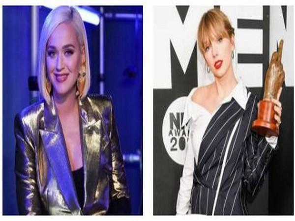 Katy Perry, Taylor Swift (Image Source: Instagram)