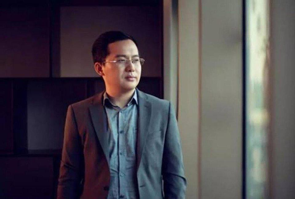 An undated photograph of OKEx's founder, Xu Mingxing, also known as Star Xu.
