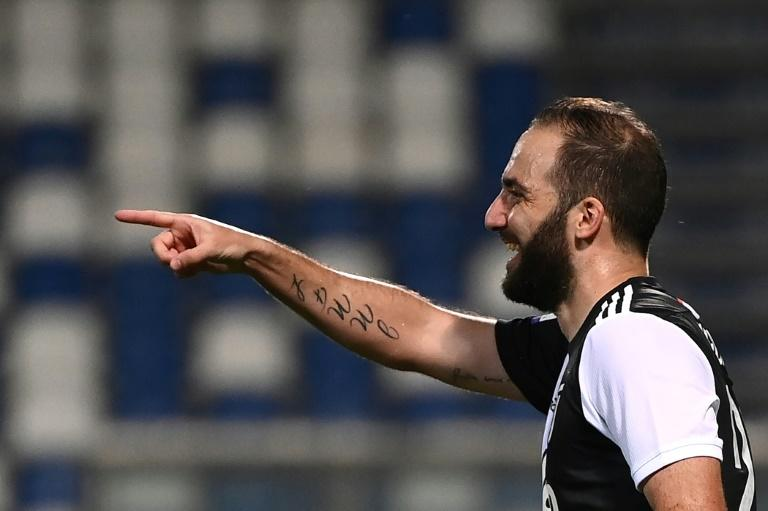 Juve parting with Higuain to cost 18.3 mn euros