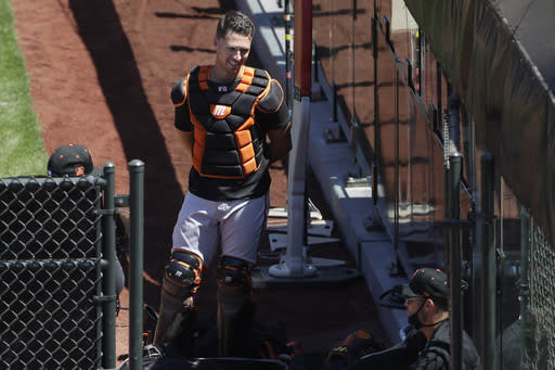 As Posey opts out, Giants begin new era under Gabe Kapler