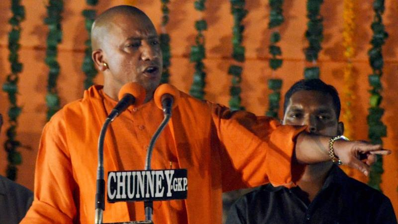 Key Highlights of Yogi Adityanath's First Public Rally as UP CM