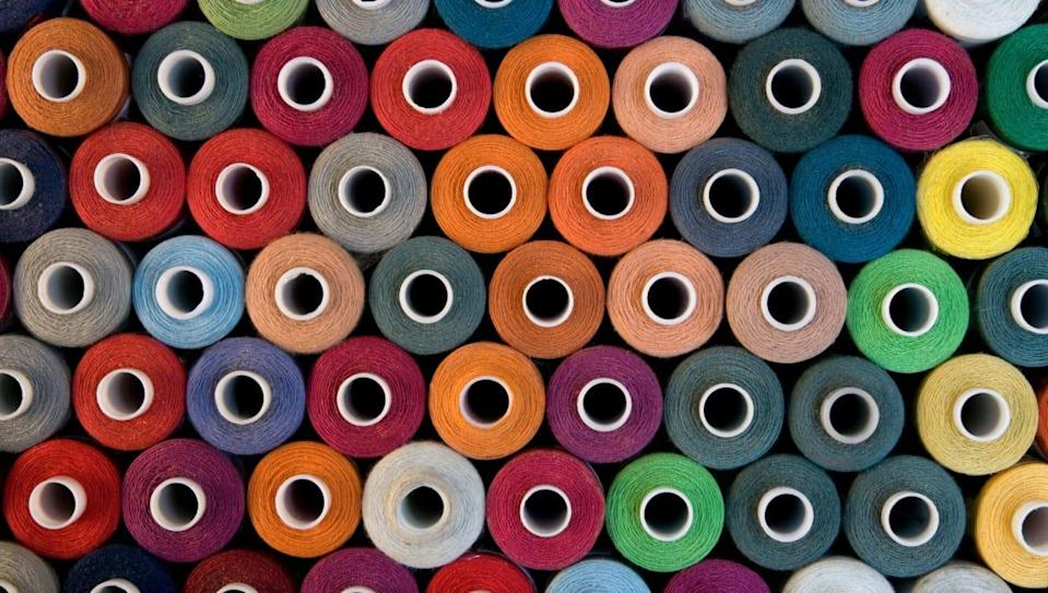 Ever heard of performance fabric? Here's why you want it in your home