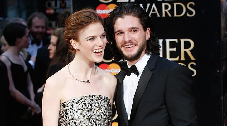 Rose Leslie Stopped Talking To Husband Kit Harington After He