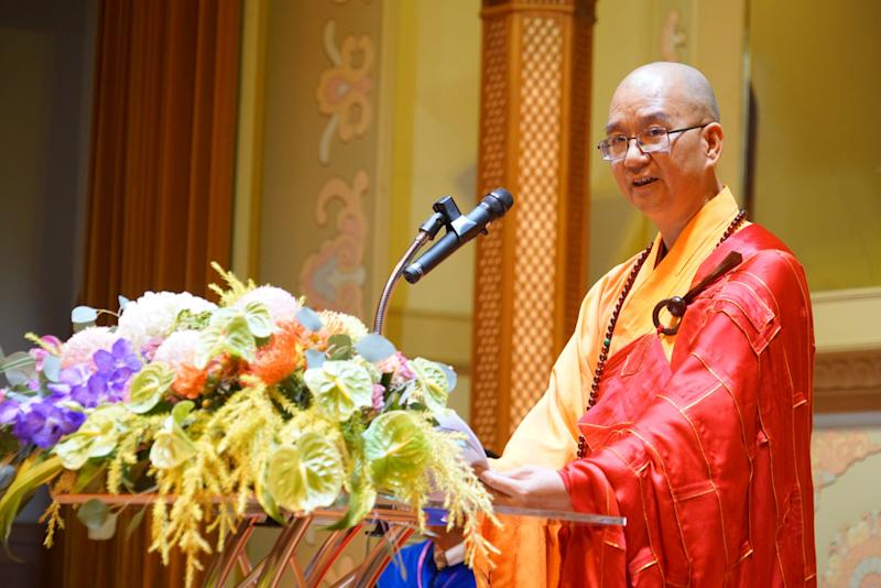 Senior Chinese monk accused of sexual misconduct quits post