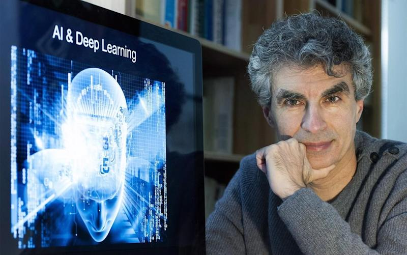 AI can help in fight against COVID-19, if we don't let fear stop us: Yoshua Bengio