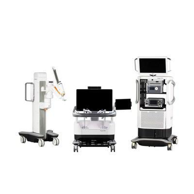 The Hugo™ robotic-assisted surgery system from Medtronic is a modular, multi-quadrant platform for soft-tissue robotic-assisted surgery.