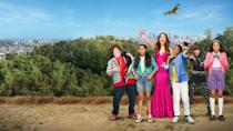 """<p>For kids obsessed with celebrity and influencer culture, Team Kaylie shows what happens when a teen celeb has to give it all up and try to fit in as a normal middle schooler.</p><p><a class=""""link rapid-noclick-resp"""" href=""""https://www.netflix.com/title/80238106"""" rel=""""nofollow noopener"""" target=""""_blank"""" data-ylk=""""slk:WATCH NOW"""">WATCH NOW</a></p>"""