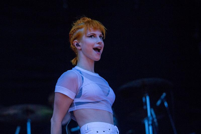 """The intros to 'What Makes You Beautiful', 'Live While We're Young' and 'Best Song Ever' all struck a chord with music fans, for their similarities to other songs. However, Hayley Williams took it a step further when she heard 'Steal My Girl' for the first time, tweeting: """"[The] beginning of that new 1D song couldn't sound any more like the beginning of @newfoundglory's """"its not your fault"""" but..."""""""