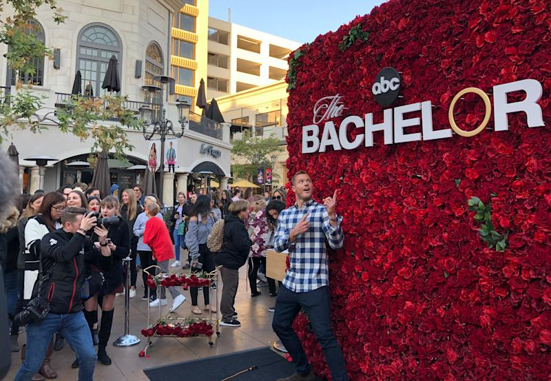 Colton Underwood of The Bachelor