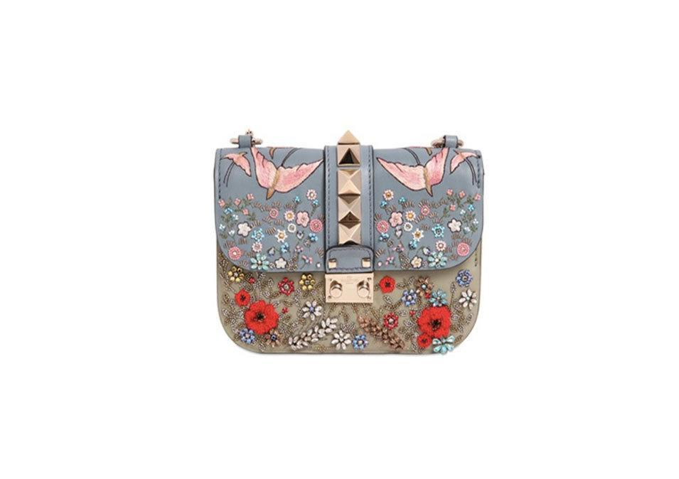 "<p>Valentino Small Lock Embroidered Leather Bag, $3,895, <a href=""http://www.luisaviaroma.com/index.aspx#ItemSrv.ashx%7CSeasonId=63I&CollectionId=AG1&ItemId=9&SeasonMemoCode=actual&GenderMemoCode=women&VendorColorId=MTMy0&CategoryId=&SubLineId=bags&utm_source=polyvore&utm_medium=cpc_desktop&utm_campaign=62i&utm_content=shoulder%20bags"" rel=""nofollow noopener"" target=""_blank"" data-ylk=""slk:luisaviaroma.com"" class=""link rapid-noclick-resp"">luisaviaroma.com </a></p>"