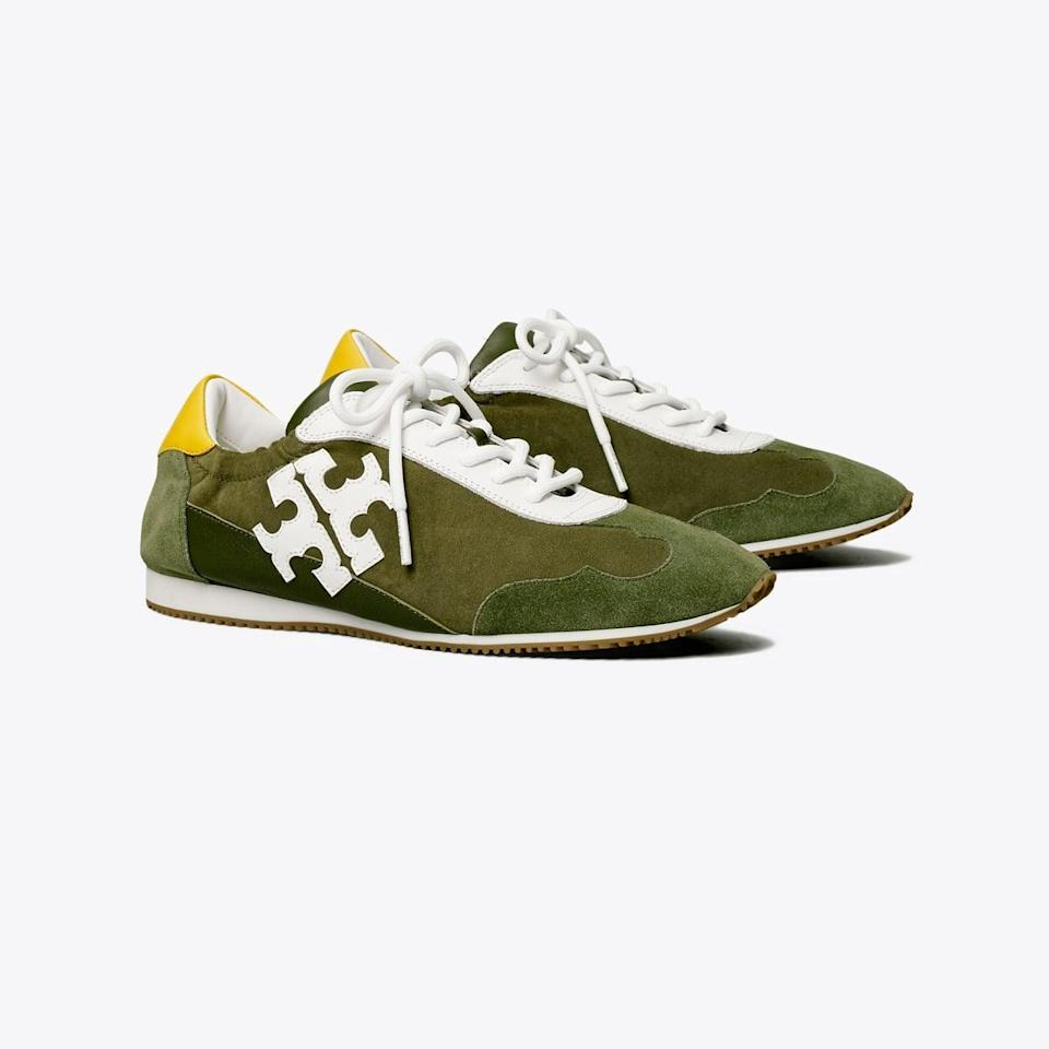 <p>I have these <span>Tory Sneakers</span> ($228) and I'd absolutely recommend them. They not only look polished, but they're also comfortable enough for all day use. </p>