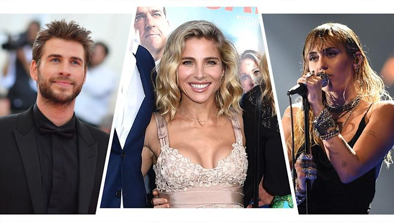 Elsa Pataky Doesn't Regret Her & Former Sister-In-Law Miley Cyrus' Matching Tattoo After Liam Hemsworth Split