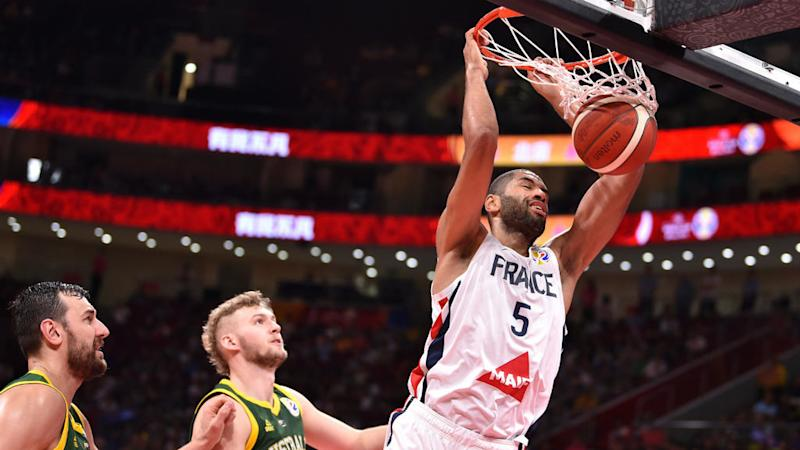 France beats Australia to win World Cup bronze medal