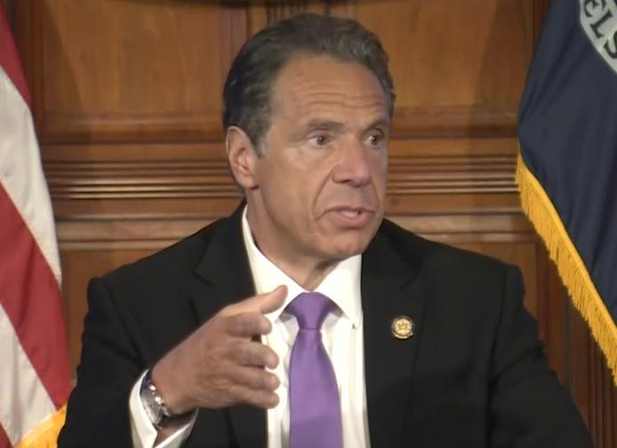 """Cuomo: """"We have a moment here where we can make change"""""""