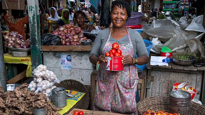 Ghana wants to protect the jobs of smaller traders