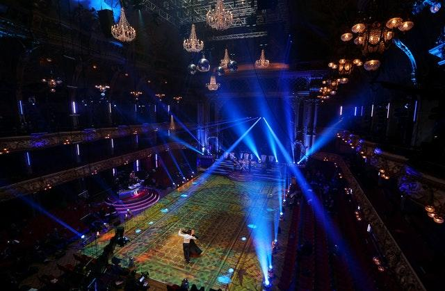 Strictly Come Dancing rehearsals – Blackpool