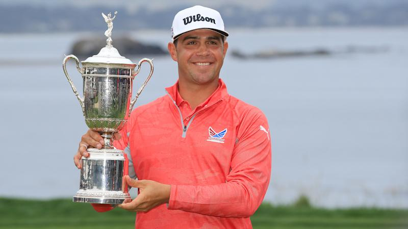 Defending champ Gary Woodland
