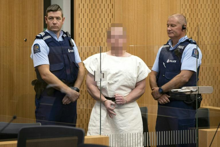 L'inculpé pour la tuerie de Christchurch plaide non coupable