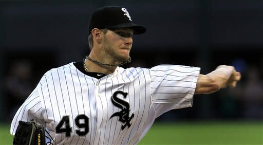 Konerko, Beckham homer, Sale and White Sox beat KC