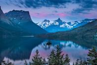"""<p><a href=""""https://www.nps.gov/glac/index.htm"""" rel=""""nofollow noopener"""" target=""""_blank"""" data-ylk=""""slk:Glacier National Park"""" class=""""link rapid-noclick-resp""""><strong>Glacier National Park </strong></a></p><p>If you are into the outdoors even a little bit, this park should be on your must visit list. Covering 700 miles, this park has mountains, lakes, forests, and spectacular views. </p>"""
