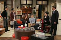 """<p>The show's set designers and director were committed to authenticity, even in the smallest prop. For instance, <a href=""""http://www.berkeleybeacon.com/news/2013/10/31/students-say-goodbye-to-set"""" rel=""""nofollow noopener"""" target=""""_blank"""" data-ylk=""""slk:pieces of mail"""" class=""""link rapid-noclick-resp"""">pieces of mail</a> that might sit on a coffee table would be addressed to the characters who lived in that apartment.</p>"""