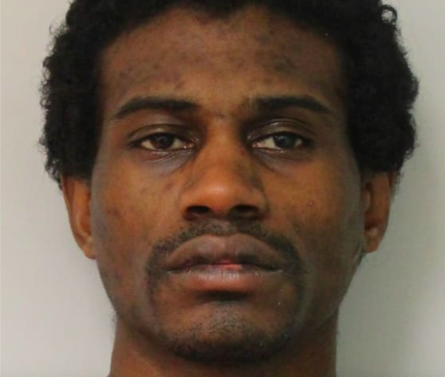 <em>Daniel Wallace has been jailed for 12 years for raping a woman inside her home (Met Police)</em>