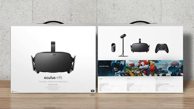 The wait is finally over - Facebook's Oculus Rift hits United Kingdom stores today!