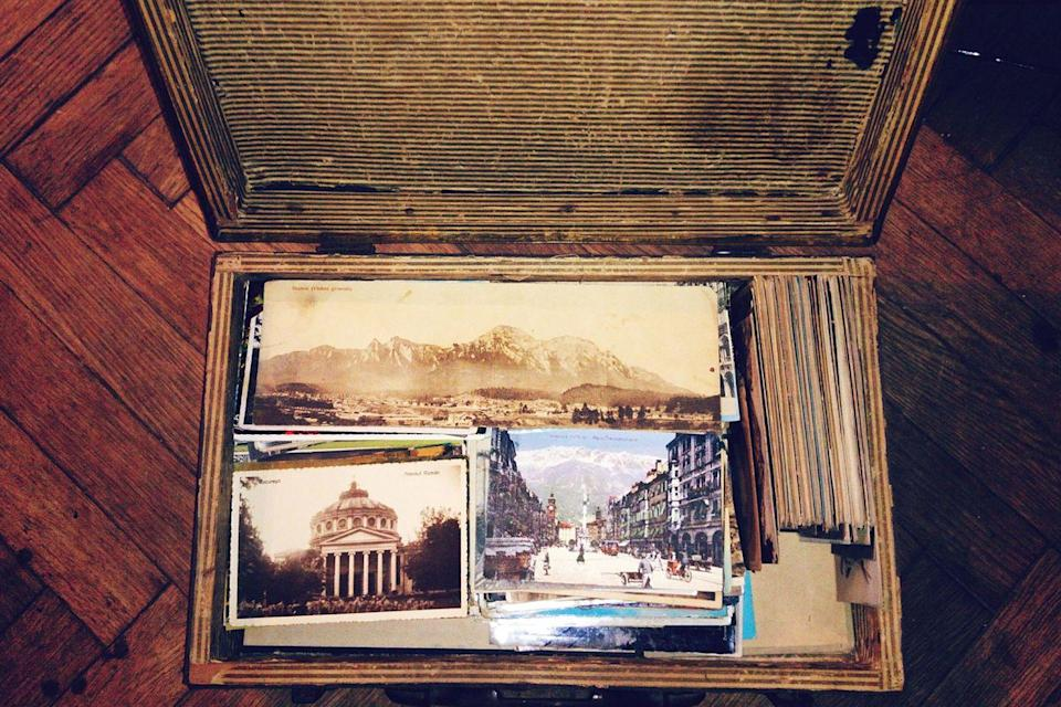 <p>As is the case with most of this list, the value of an old postcard depends on how old it is, how rare it is, and what condition it's in. A postcard from 1840 sold at auction in London in 2002 for $50,000.</p><p><strong>What it's worth: </strong>Up to $340<br></p>