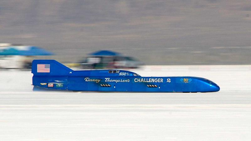 Own This Twin-Hemi Speed Record Holder