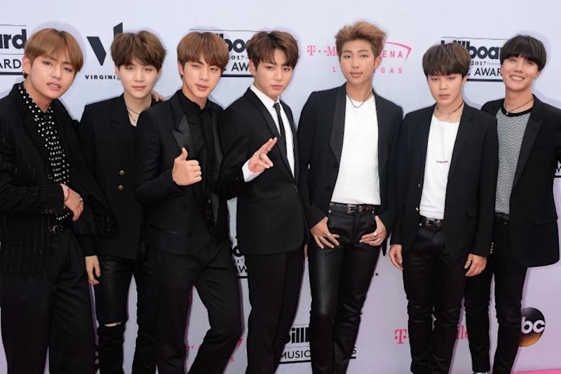 This Is What K-Pop Band BTS Wore for Their First-Ever