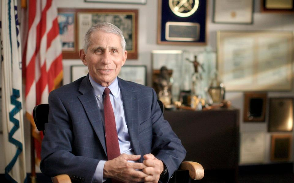 Dr. Anthony Fauci - National Geographic