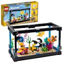 <p>Act fast if you want this <span>LEGO Creator 3 in 1 Fish Tank Building Toy</span> ($30), which Walmart's deemed one of the<br> hottest new toys of the year, per its <span>annual report</span>.</p>