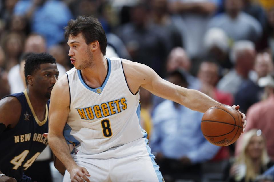 Danilo Gallinari averaged 18.2 points, 5.2 rebounds and 2.1 assists this season. (AP)