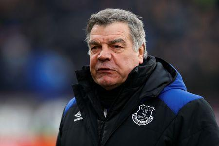 Soccer Football - Premier League - Burnley vs Everton - Turf Moor, Burnley, Britain - March 3, 2018. Everton manager Sam Allardyce. Action Images via Reuters/Jason Cairnduff