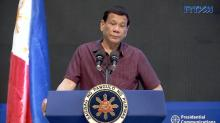 Duterte slams Catholic Church anew during Holy Week, says forgiveness not enough