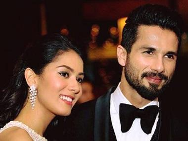 Shahid Kapoor, Mira Rajput expecting second child after Misha; actor and his wife took to Instagram to break news