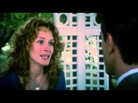 """<p><strong>IMDb says</strong>: When a woman's long-time friend reveals he's engaged, she realises she loves him herself and sets out to get him, with only days before the wedding.</p><p><strong>We say:</strong> How about <strong>I</strong> marry Julia Roberts?</p><p><a href=""""https://www.youtube.com/watch?v=T2RzkwK3BtU"""" rel=""""nofollow noopener"""" target=""""_blank"""" data-ylk=""""slk:See the original post on Youtube"""" class=""""link rapid-noclick-resp"""">See the original post on Youtube</a></p>"""