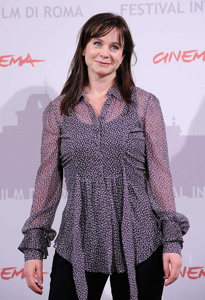"""January 14: Emily Watson turns 44 Venturelli/<a href=""""http://www.wireimage.com"""" target=""""new"""">WireImage.com</a> - October 30, 2010"""