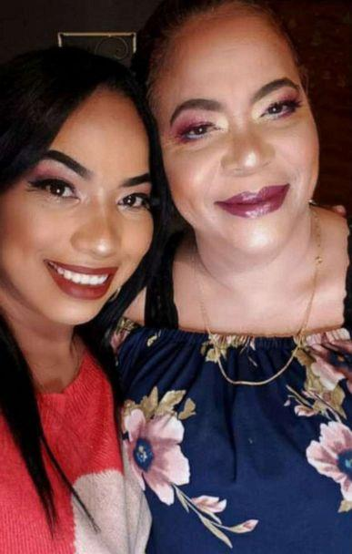 PHOTO: Flor Cruceta and her mother, who recently died of breast cancer. (Courtesy Flor Cruceta )