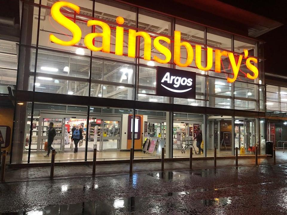 Sainsbury's has launched a Christmas recruitment drive  (PA Wire)