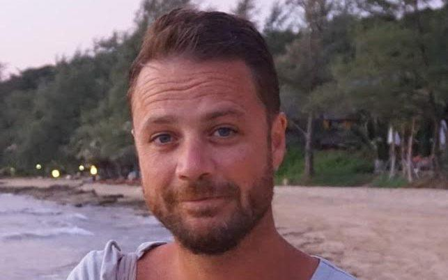 Chris Bevington - Credit: Bevington family