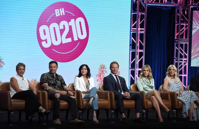 Brian Austin Green would've skipped straight '90210' reboot