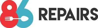 86 Repairs is an innovative platform that optimizes and manages end-to-end equipment repair and maintenance for restaurants and provides actionable insights to improve back-of-house operations. (PRNewsfoto/86 Repairs)