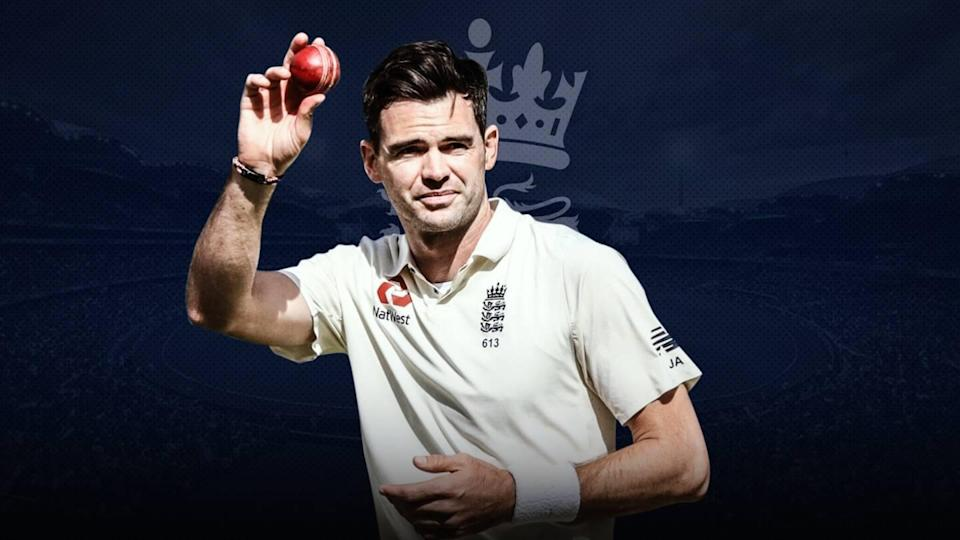 Decoding numbers of James Anderson in Test cricket