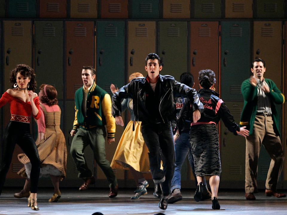 grease broadway musical