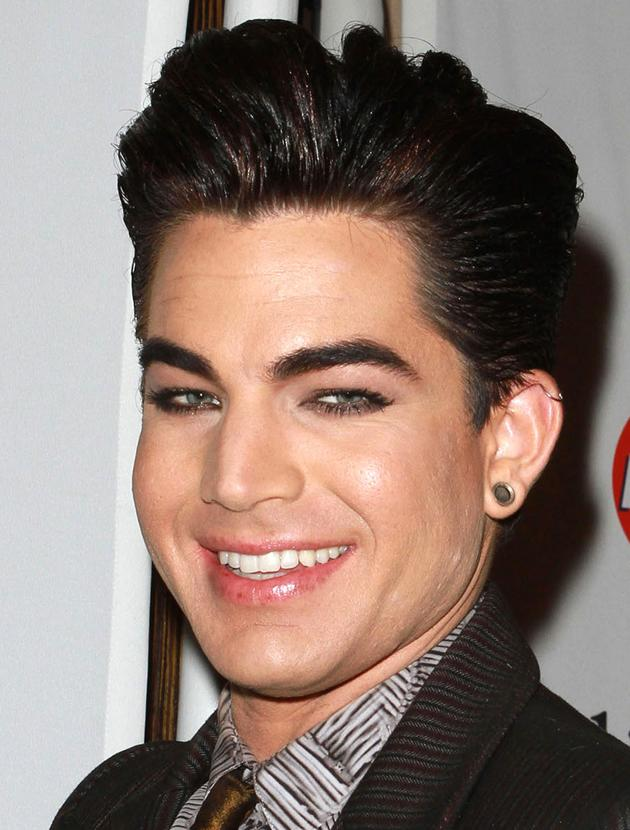 Adam Lambert photos: Those cheeks are perfect for pinching – aww!